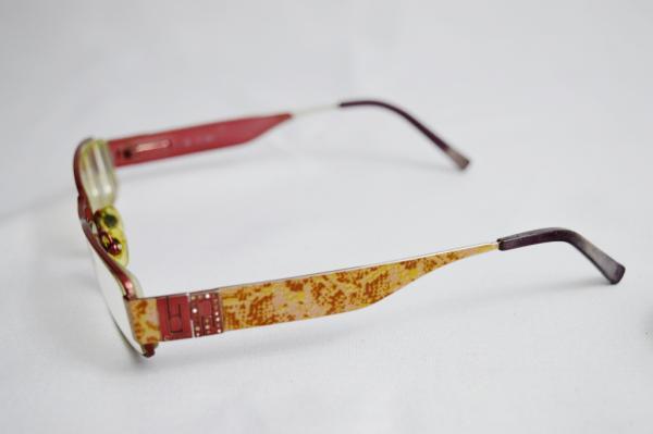 fc968cf92 Óculos de grau da grife guess by marciano modelo executivo, com bela armação  em metal, acompanha estojo original em excelente estado .