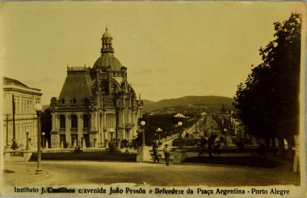 (4) Cartões-Postais da cidade de Porto Alegre RS ca2ac796c75