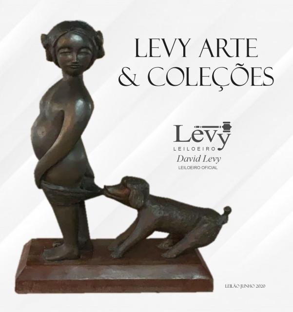 LEILÃO LEVY ARTE & COLEÇÕES - JUNHO 2020