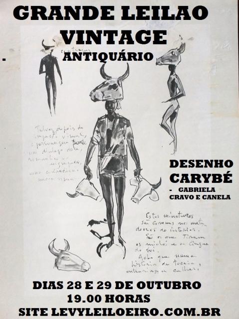 GRANDE LEILÃO VINTAGE ANTIQUÁRIO -   OUTUBRO DE 2020
