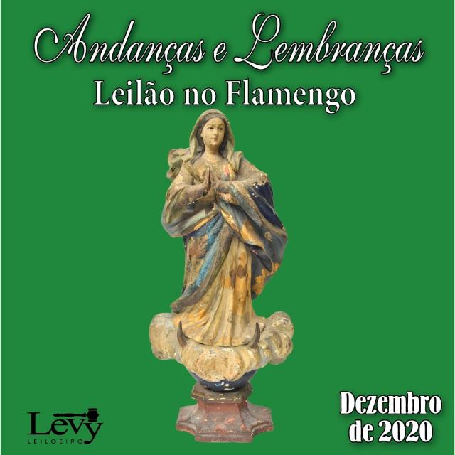 ANDANÇAS E LEMBRANÇAS - LEILÃO DE ARTE E ANTIGUIDADES