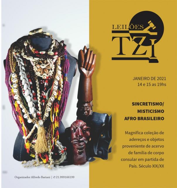 LEILÃO TZI  - JANEIRO DE 2021