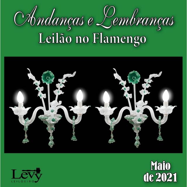 ANDANÇAS E LEMBRANÇAS - LEILÃO DE ARTE E ANTIGUIDADES - MAIO DE 2021