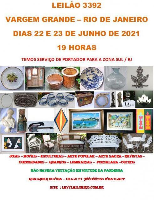 LEILÃO VARGEM GRANDE 22 3 23 -  JULHO de 2021