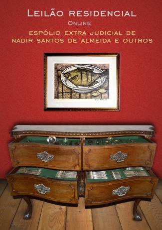 LEILÃO 360 - Leilão Residencial Espólio Extrajudicial de Nadir Santos de Almeida e outros
